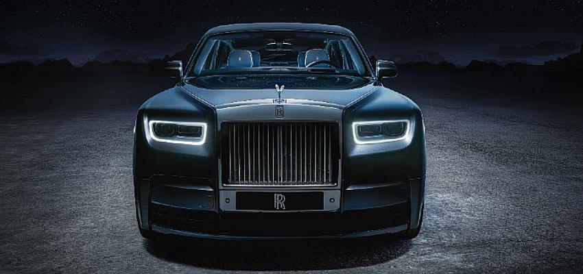 Rolls-Royce Phantom Tempus:  uygun büyüklükte benzersiz bir motorlu araç