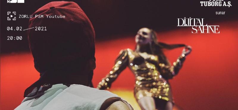 """""""Romeo & Juliet"""" bu akşam Miray Daner ve Kerem Arslanoğlu'nun performansı ile 'Dijital Sahne'de!"""