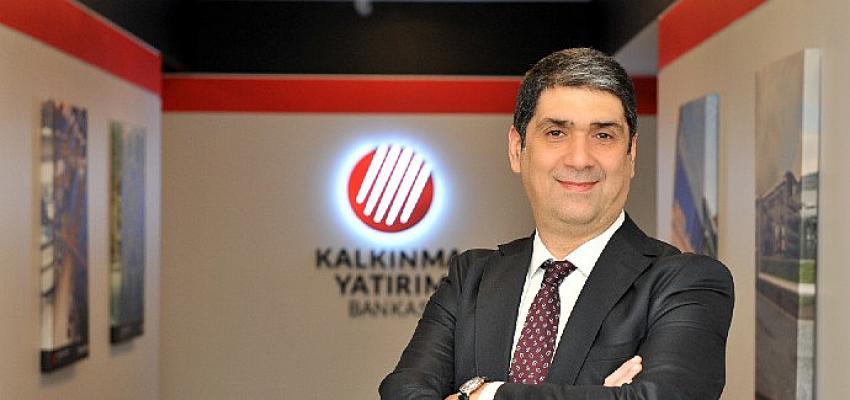 Türkiye Kalkınma ve Yatırım Bankası aktif büyüklüğünü 45 artırdı