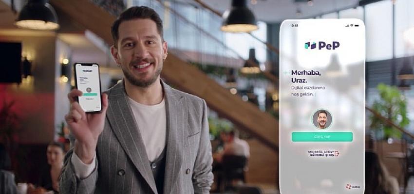 Uraz Kaygılaroğlu PeP reklam filminin yüzü oldu