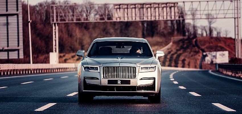 Yeni nesil Rolls-Royce Ghost Türkiye'de!