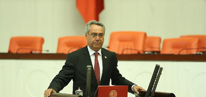 """Zeybek: """"Anayasa devletin düzeninin teminatıdır"""""""