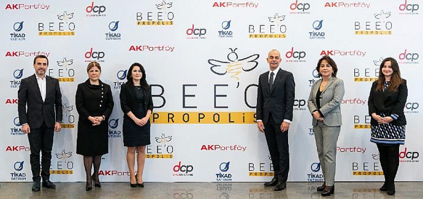 AK Portföy Girişim Sermayesi Yatırım Fonu'ndan Bee'o Propolis'e yatırım