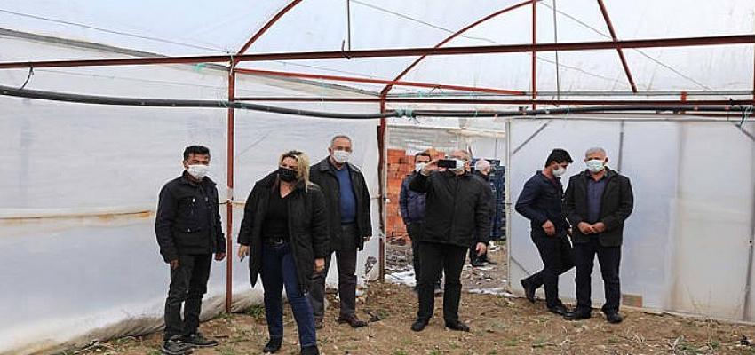Antalya Büyükşehir Belediyesi'nden kırsal bölgelerde akıllı tarım uygulaması