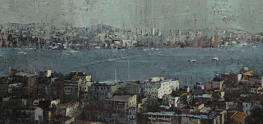 Ben, 'öteki' İstanbul'u çiziyorum…