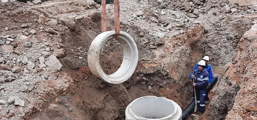 Bitez Namascı'nın 20 Yıllık Kanalizasyon Hasreti Bitti