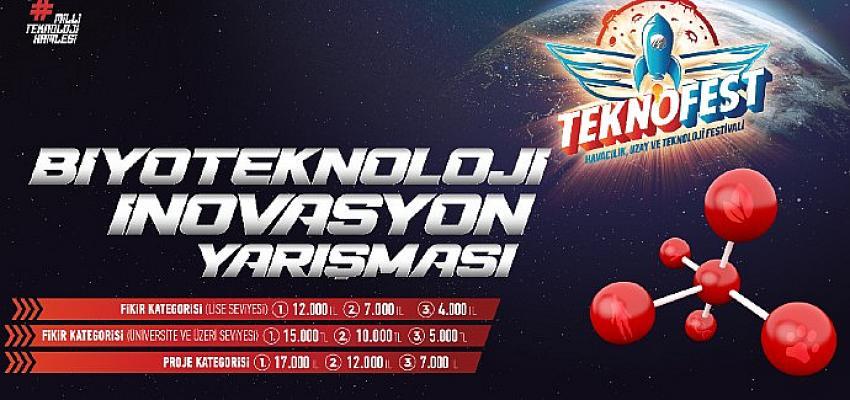 Biyoteknoloji İnovasyon İle Buluşuyor, Gençler Türkiye için Üretiyor!