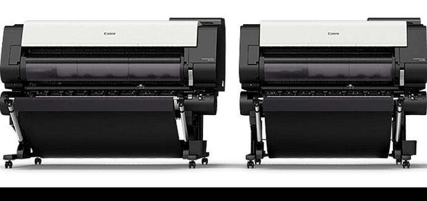 Canon, imagePROGRAF TX Serisiyle Hızlı ve Kaliteli CAD ve Poster Üretimi