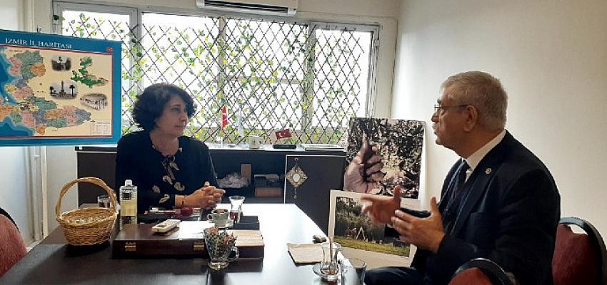 """CHP'li Beko: """"Kadın üreticilerimize destek veren Köy-Koop'un yanındayız"""""""