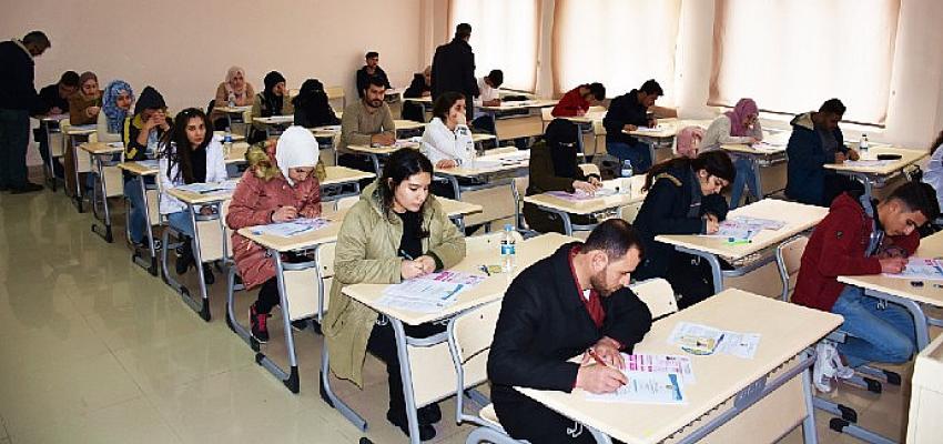 Harran YÖS Sınavı, Yabancı Öğrencilerin Umudu Olmaya Devam Ediyor
