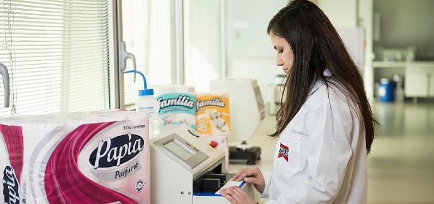 Hayat Kimya Ar-Ge çalışanlarının 56'sı kadın