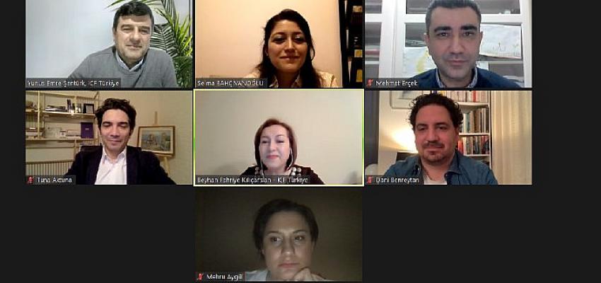 """ICF Türkiye BB: """"ICF Türkiye"""", """"Türkiye Girişimcilik Vakfı"""" ve """"İTÜ Arı Teknokent"""", """"Girişimcilik Haftası""""nı iki ayrı etkinlikle kutladı"""