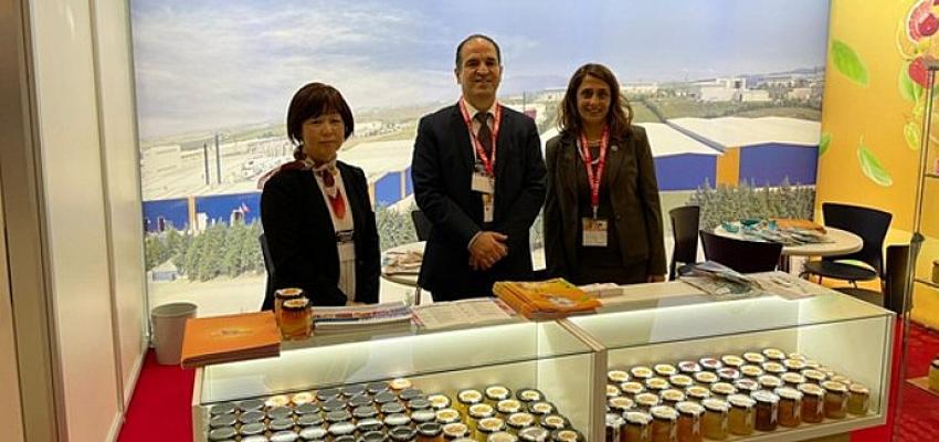 Japonya'ya gıda ihracatında hedef 1 milyar dolar