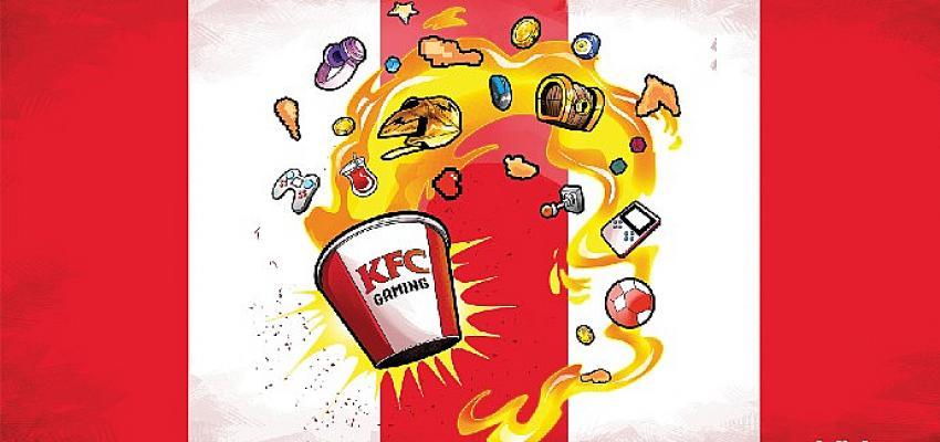 KFC Türkiye ve Publishme iş birliğiyle KFC Gaming TR, oyunculara eşsiz deneyimler sunuyor