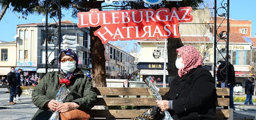 Lüleburgaz'da 8 Mart Coşkusu