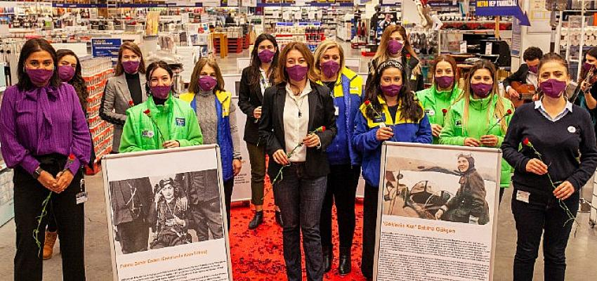 Metro Türkiye'den 8 Mart Kadınlar Günü'ne özel farkındalık hareketi