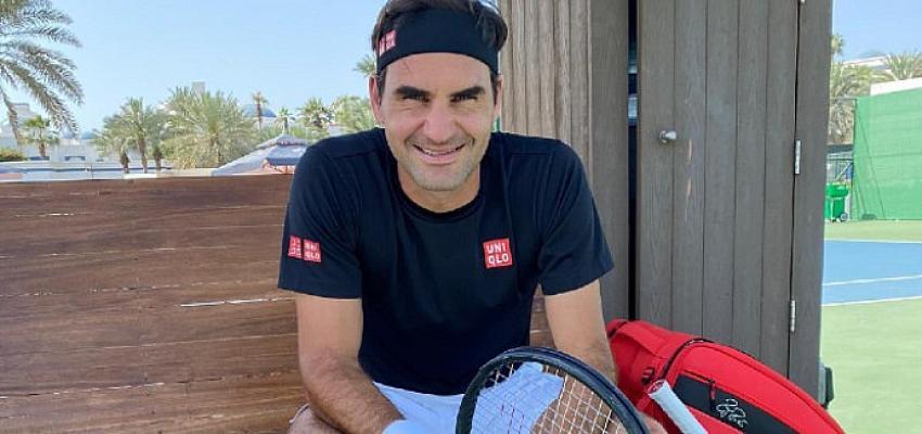 Nasser Al-Khelaifi, Roger Federer'i; beIN SPORTS tarafından MENA bölgesi, Fransa, Singapur ve Avustralya'da yayınlanan Qatar ExxonMobil Open 2021'de ağırlıyor.