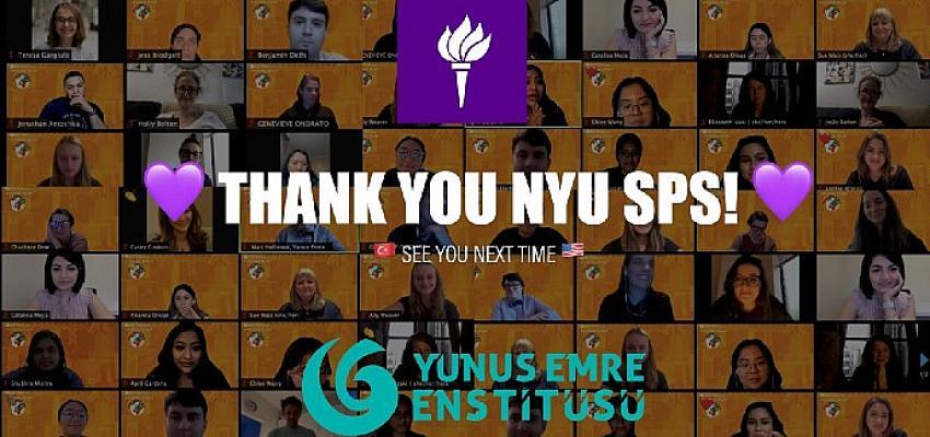 New York Üniversitesine Türk Kültürü Tanıtıldı