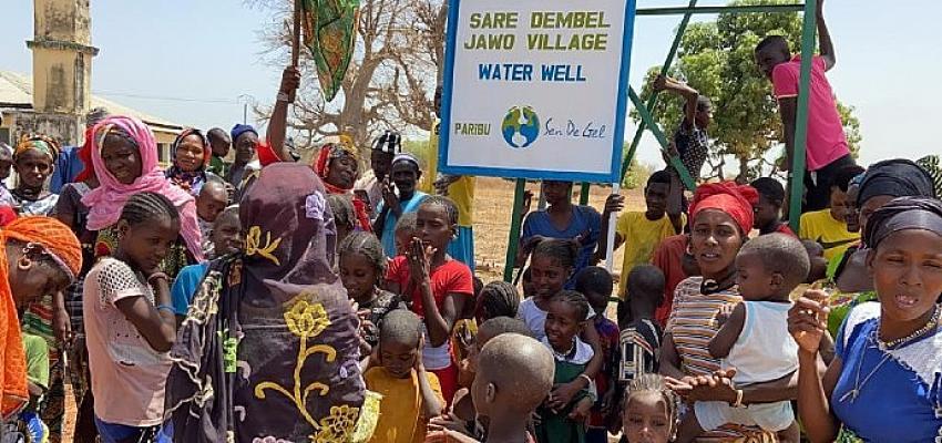 Paribu, Dünya Su Günü kapsamında Afrika'da 5. kuyusunu açtı