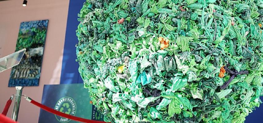 """""""Recycling Art"""" Geri Dönüştürülebilir Sergi Metropol İstanbul'da"""