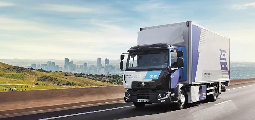Renault Trucks, 2023'ten itibaren tüm pazar segmentleri için elektrikli araç gamı sunacak