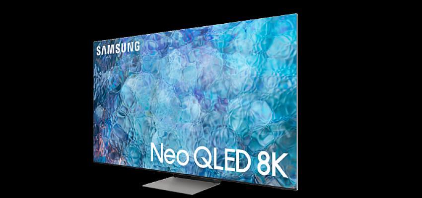 Samsung, 2021 ürün serisiyle televizyonun evlerdeki rolünü yeniden tanımlıyor