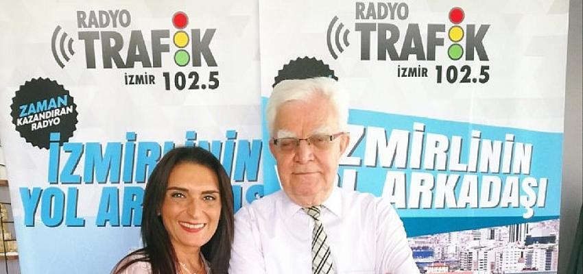 Ticaret Bakanlığı'ndan Radyo Trafik İzmir'e ödül