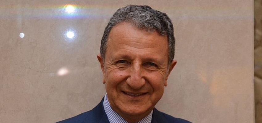 Türkiye Müteahhitler Birliği'nin   yeni başkanı 2004-2011 yıllarında da aynı görevi yürüten Erdal Eren oldu
