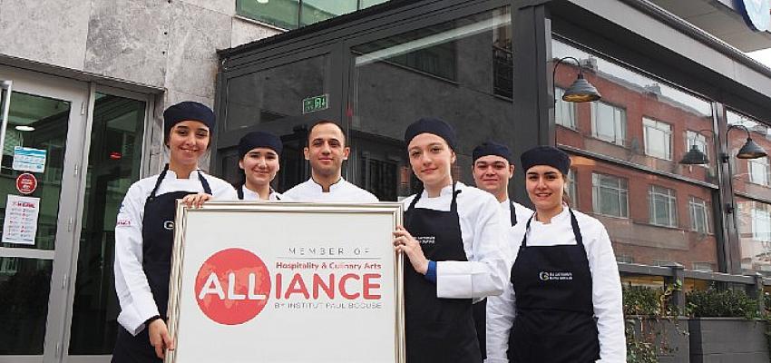 Uluslararası Gastronomi Ağına Türkiye'den Üye