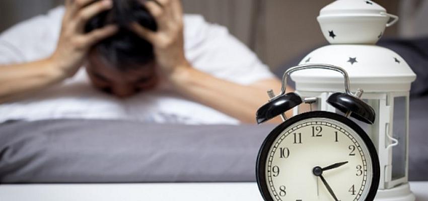 Uyku süreleri kaydı, pandemi sürecinde  her 4 kişiden 1'i uyku sorunu yaşıyor