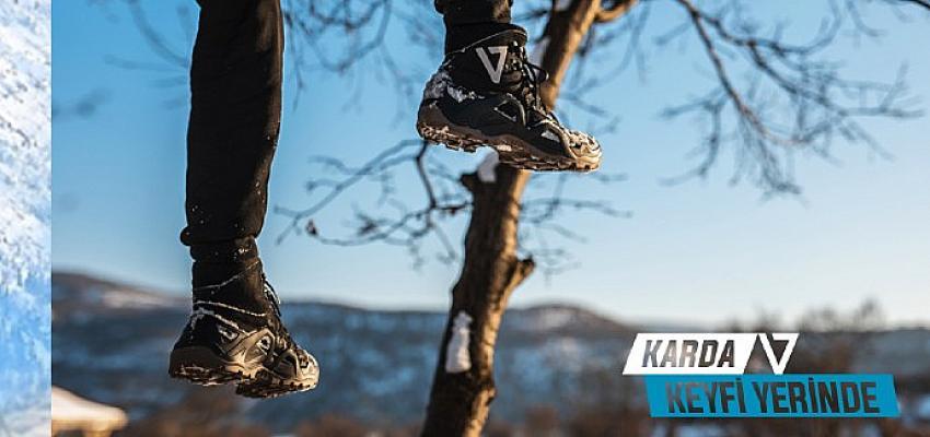 Vaneda'dan üst düzey doğa ayakkabısı