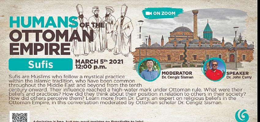 Washington DC'de Osmanlı Toplumunda Sufiler Konuşuldu