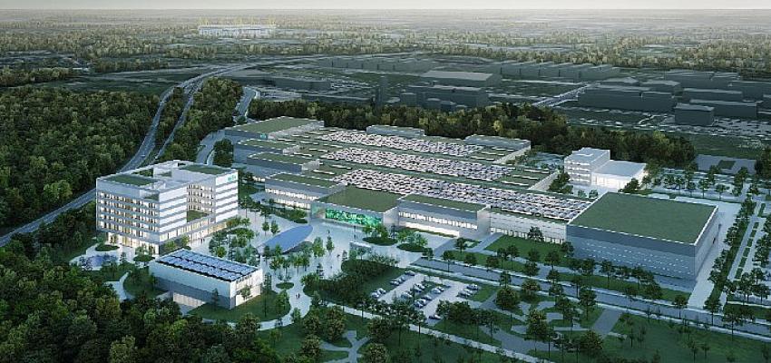 Wilo'nun 300 milyon Euro değerindeki yeni genel merkezi açıldı