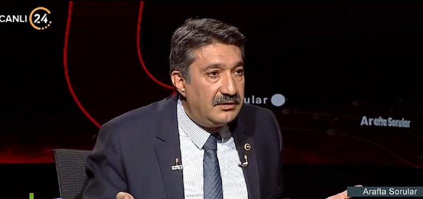"""Abdurrahman Kurt'tan çarpıcı açıklama: """"Batı'nın HDP ve CHP'yi desteklemesinin sebebi İslamofobidir"""""""