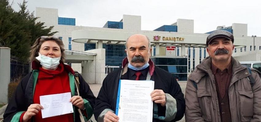 Atatürk Orman Çiftliği'nin ranta kurban edilmesine karşı Danıştay'a başvuru!