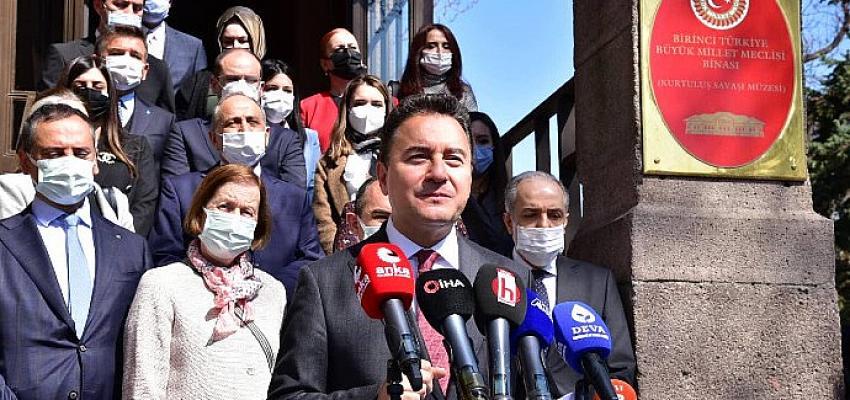 Birinci Meclis'in mirası özgürlükçü Türkiye'nin ilham kaynağıdır