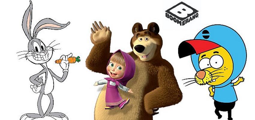 """Boomerang TV Türkiye'de geniş çaplı bir araştırmaya imza attı: Çocuklar için anneleri çok """"havalı"""""""