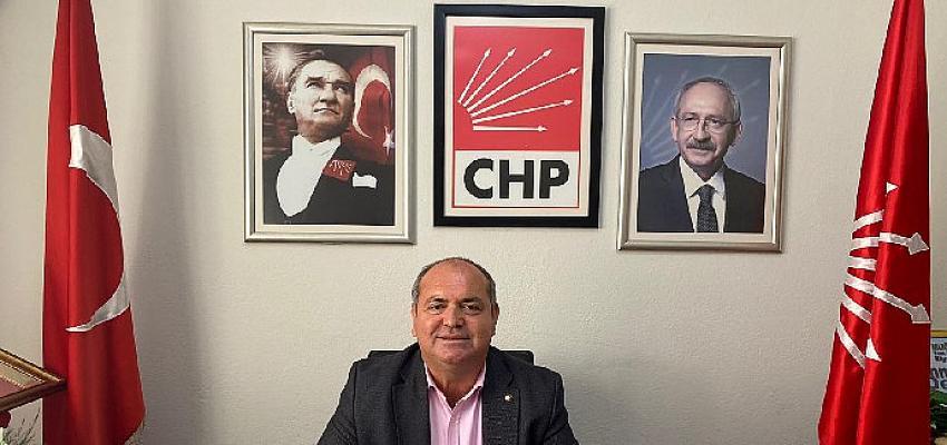 """CHP Fethiye İlçe Başkanı Demir: """"Ülkemiz, Daha Güçlü ve Refah Dolu Yarınlara Ulaşacaktır"""""""