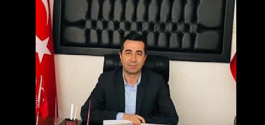 CHP Niğde İl Başkanı Adem'den 23 Nisan Kutlaması