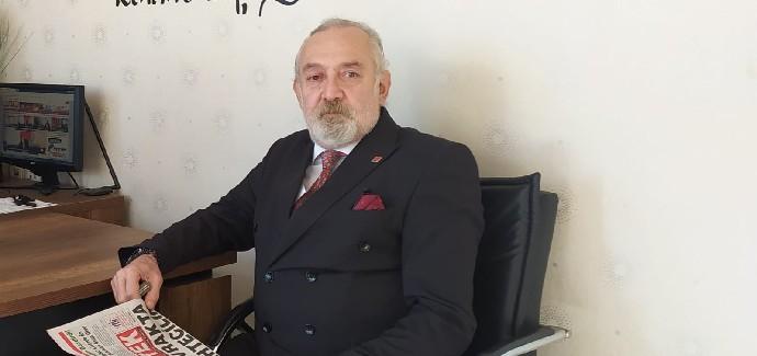 CHP'li Başkan Binzet çiftçinin sorunlarına dikkat çekti