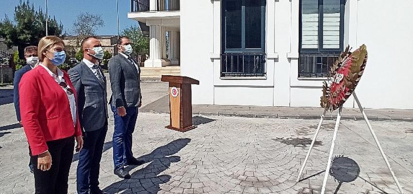 """CHP'li Tellioğlu: """"Sadece büyük bir lider geleceği küçük kalplere emanet eder"""""""