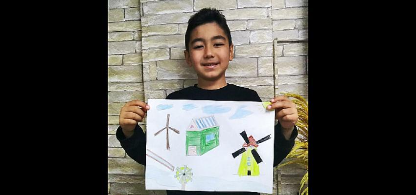 """Coşkunöz Holding 23 Nisan'ı resim şenliğiyle kutluyor: """"Çocuklarımızın Hayalindeki Çevre"""""""