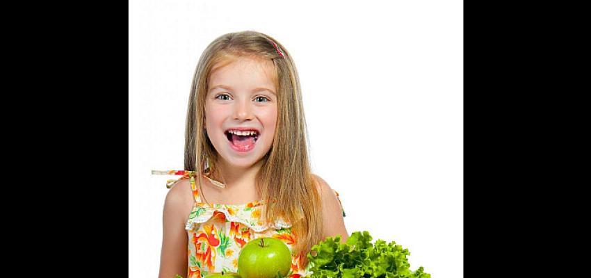 Covid-19'a karşı çocuklar için beslenme önerileri.