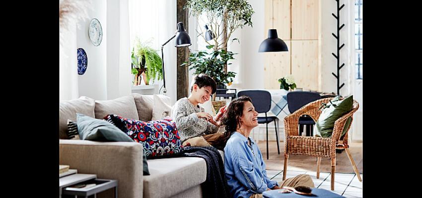 Evimizin Her Şeyi Annelerimize En Özel Hediyeler IKEA'da!