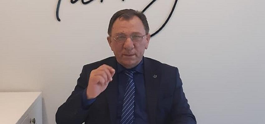 Gelecek Partisi Aksaray il başkanı Dilmaç, dev külliyet hakkında: 'Dev Külliyeler, gösterişli kapılar, ışıl ışıl duvarlar bizim ihtiyacımız olan yatırım değil'