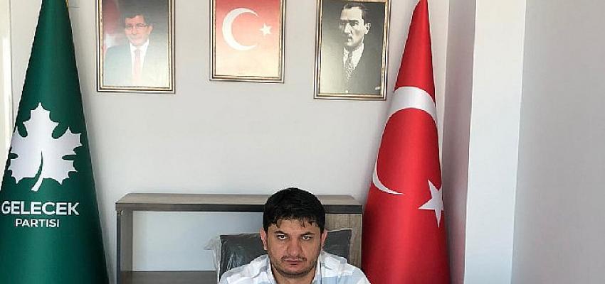 Gelecek Partisi Osmaniye İl Başkanı Mustafa Saygılı, 1 Mayıs İşçi Bayramını Kutladı