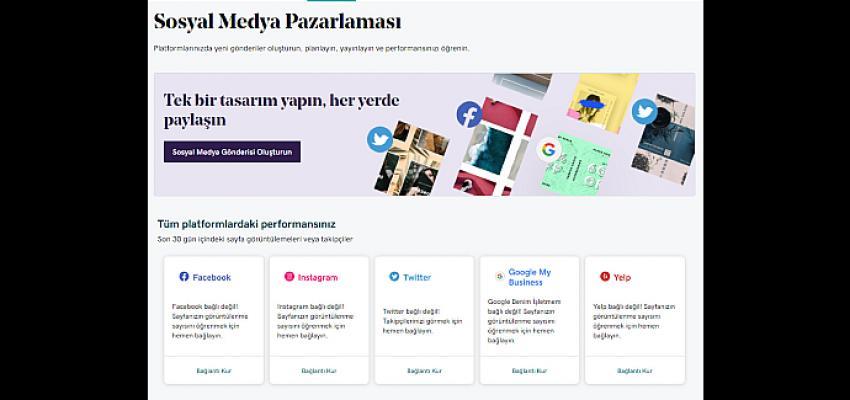 GoDaddy, Web Siteleri + Pazarlama Araçları ürününe Instagram entegrasyonu ekledi