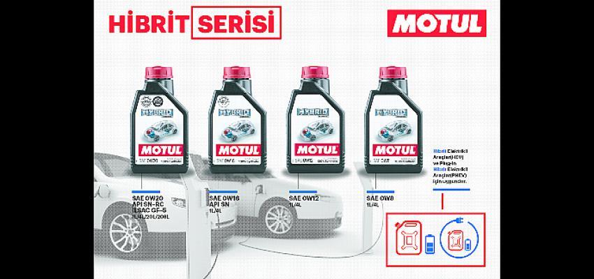 Hibrit Araçlara Özel Motor ve Şanzıman Yağları