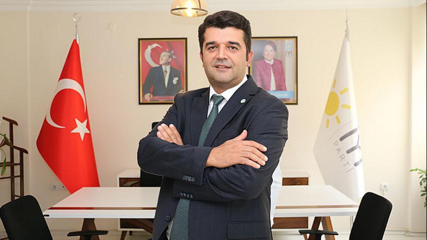 İyi parti il başkanı Faruk Erkan, Gençlere seslendi
