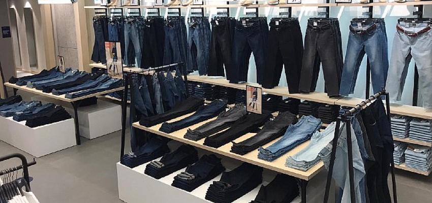 Lee ve Wrangler markaları ilk mağazasını Antalya'da açtı